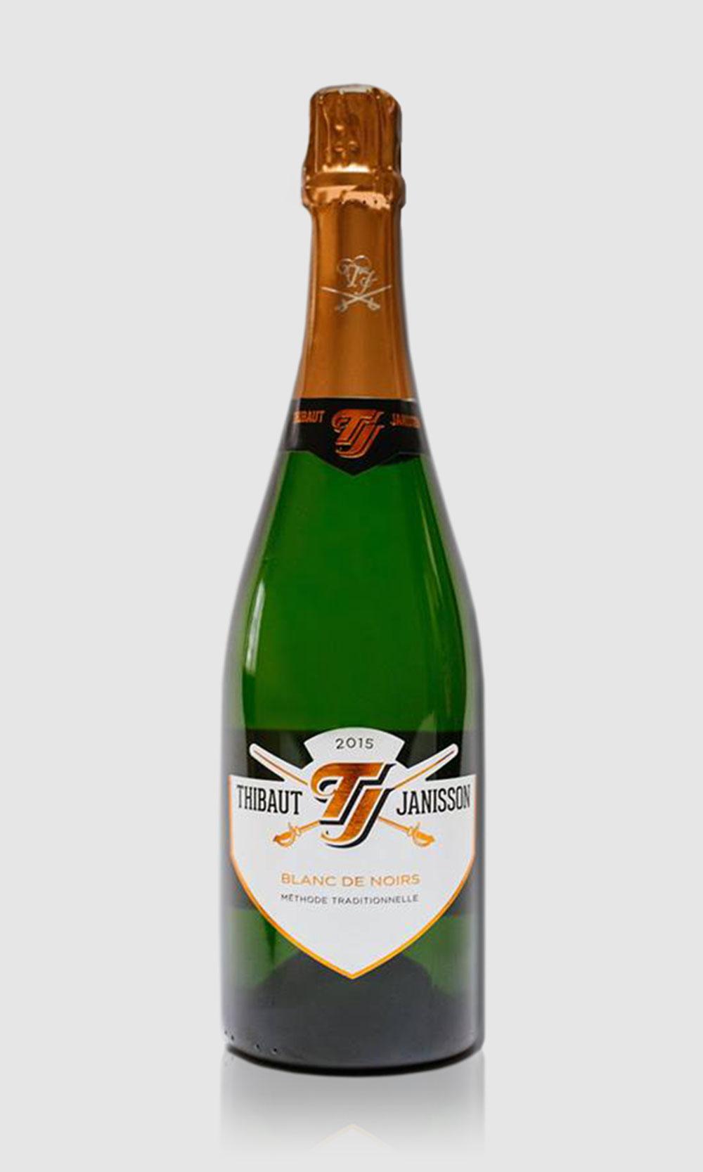 Thibaut Jannison Winery - Virginia Sparkling Wine - Blanc de Noirs