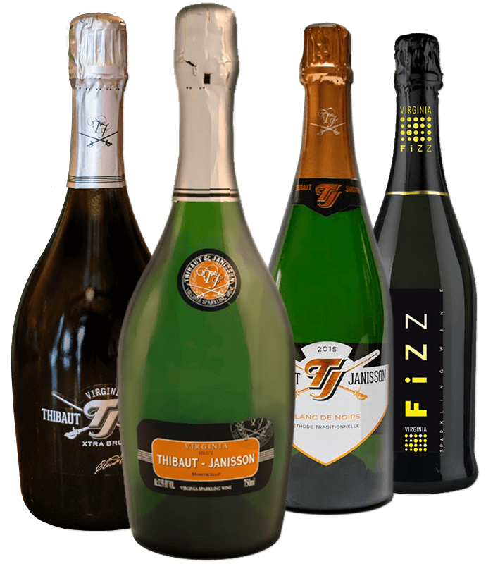 Thibaut-Janisson Winery - Virginia Sparkling Wines